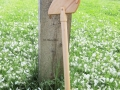 Steckenpferd (Kiefer und Buche verleimt; ohne Schraubverbindungen, geölt)